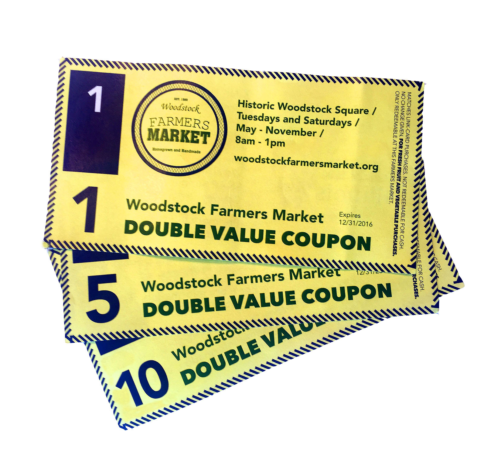 Marketplace coupons